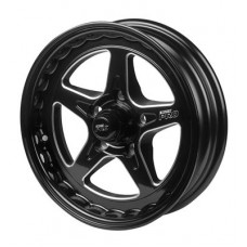 STREET PRO 2 Convo Wheel Black 15x4 Ford Bolt Circle 5 x 4.50' (13) 2.0' Back Space