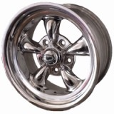 COY - Polished 15x6 | 5x4.5 | 3.5inch Back Space Ford