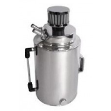 FABRICATED ALUM ROUND BREATHER TANK 4.2PINTS/68OZ